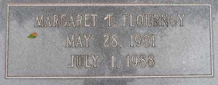 FLOURNOY, MARGARET T - Ouachita County, Louisiana | MARGARET T FLOURNOY - Louisiana Gravestone Photos