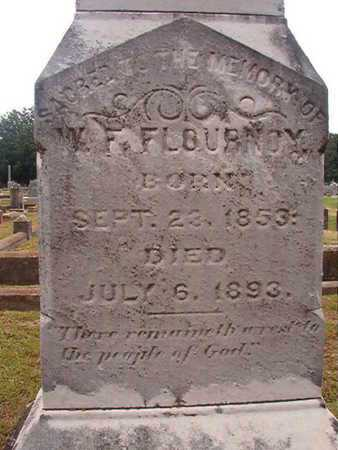 FLOURNOY, W F - Ouachita County, Louisiana | W F FLOURNOY - Louisiana Gravestone Photos