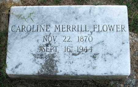 FLOWER, CAROLINE - Ouachita County, Louisiana | CAROLINE FLOWER - Louisiana Gravestone Photos