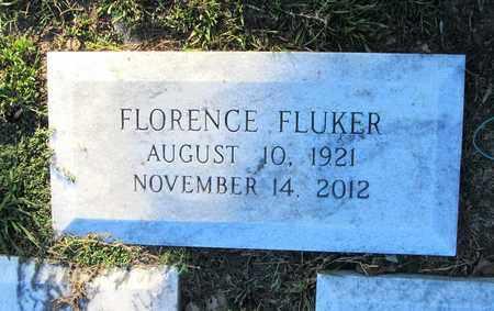 FLUKER, FLORENCE - Ouachita County, Louisiana | FLORENCE FLUKER - Louisiana Gravestone Photos