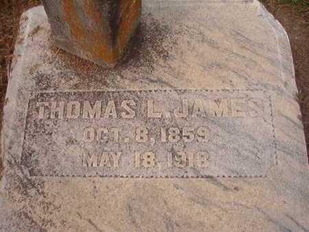 JAMES, THOMAS L - Ouachita County, Louisiana   THOMAS L JAMES - Louisiana Gravestone Photos