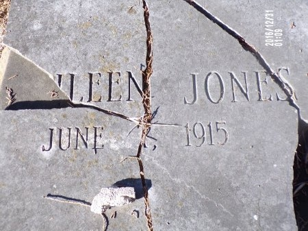 JONES, EILEEN - Ouachita County, Louisiana | EILEEN JONES - Louisiana Gravestone Photos