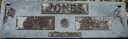JONES, WILSON - Ouachita County, Louisiana | WILSON JONES - Louisiana Gravestone Photos