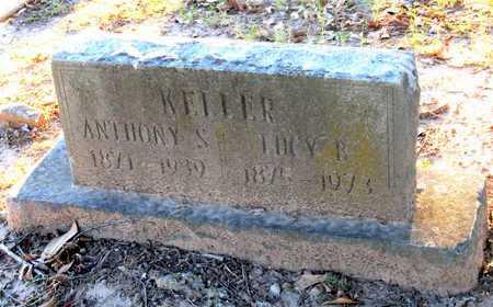 KELLER, ANTHONY S - Ouachita County, Louisiana | ANTHONY S KELLER - Louisiana Gravestone Photos