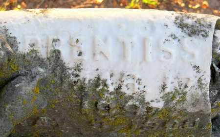 KELLER, PRENTISS (CLOSE UP) - Ouachita County, Louisiana | PRENTISS (CLOSE UP) KELLER - Louisiana Gravestone Photos