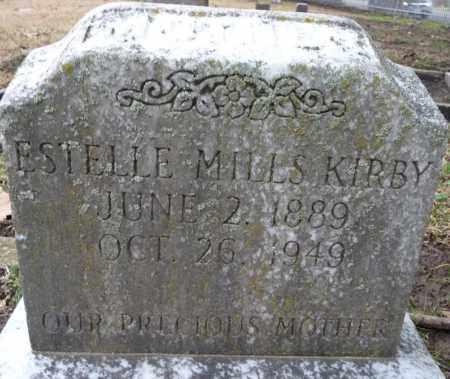 KIRBY, ESTELLE - Ouachita County, Louisiana | ESTELLE KIRBY - Louisiana Gravestone Photos