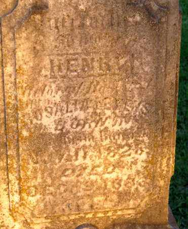LEYENS, HENRY (CLOSE UP) - Ouachita County, Louisiana | HENRY (CLOSE UP) LEYENS - Louisiana Gravestone Photos