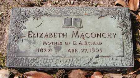 MACONCHY, ELIZABETH - Ouachita County, Louisiana | ELIZABETH MACONCHY - Louisiana Gravestone Photos