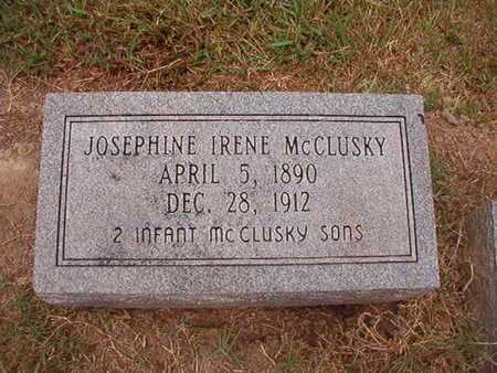 MCCLUSKY, INFANT SON - Ouachita County, Louisiana | INFANT SON MCCLUSKY - Louisiana Gravestone Photos