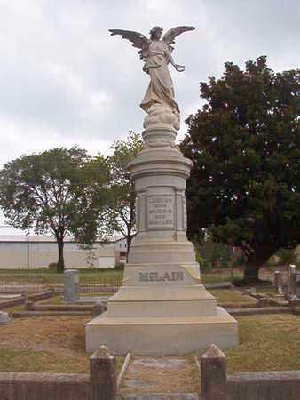 MCLAIN, MONUMENT - Ouachita County, Louisiana | MONUMENT MCLAIN - Louisiana Gravestone Photos