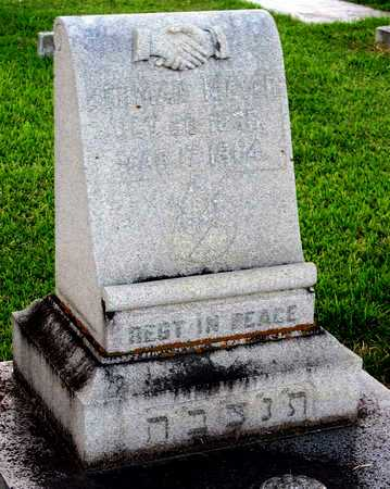 MEYER, HERMAN - Ouachita County, Louisiana | HERMAN MEYER - Louisiana Gravestone Photos