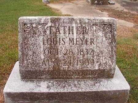MEYER, LOUIS - Ouachita County, Louisiana | LOUIS MEYER - Louisiana Gravestone Photos