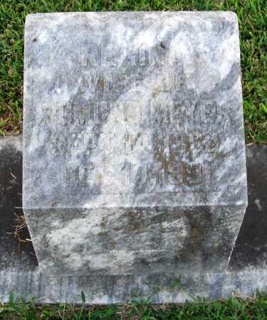 MEYER, REGINA - Ouachita County, Louisiana   REGINA MEYER - Louisiana Gravestone Photos