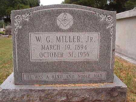 MILLER, W G, JR - Ouachita County, Louisiana | W G, JR MILLER - Louisiana Gravestone Photos