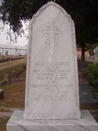 MILLSAPS, FREDERICK FLOURNOY - Ouachita County, Louisiana | FREDERICK FLOURNOY MILLSAPS - Louisiana Gravestone Photos