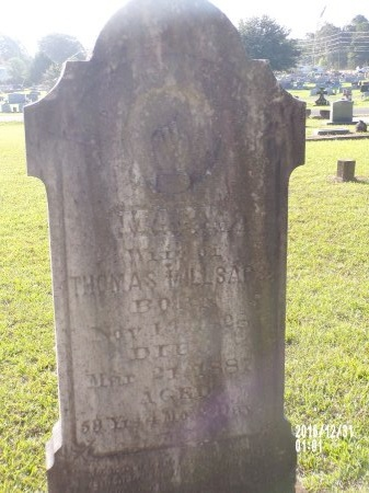 MILLSAPS, MARY - Ouachita County, Louisiana   MARY MILLSAPS - Louisiana Gravestone Photos