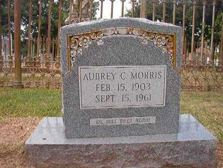 MORRIS, AUBREY C - Ouachita County, Louisiana | AUBREY C MORRIS - Louisiana Gravestone Photos
