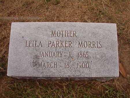 MORRIS, LEILA - Ouachita County, Louisiana | LEILA MORRIS - Louisiana Gravestone Photos