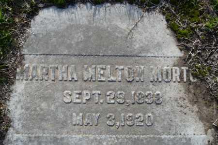 MORTON, MARTHA - Ouachita County, Louisiana | MARTHA MORTON - Louisiana Gravestone Photos