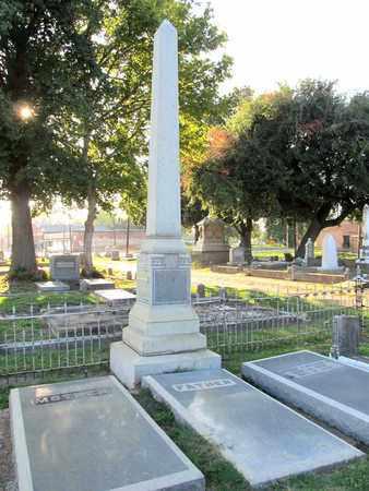 NELSON, FAMILY PLOT - Ouachita County, Louisiana | FAMILY PLOT NELSON - Louisiana Gravestone Photos