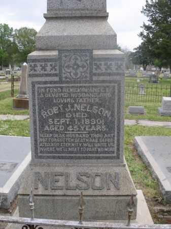NELSON, ROBERT J (CLOSUEP) - Ouachita County, Louisiana | ROBERT J (CLOSUEP) NELSON - Louisiana Gravestone Photos