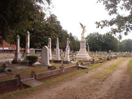 *OLD CITY, CEMETERY (OVERVIEW) - Ouachita County, Louisiana | CEMETERY (OVERVIEW) *OLD CITY - Louisiana Gravestone Photos