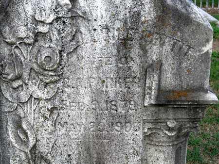 PARKER, LUCILE (CLOSE UP) - Ouachita County, Louisiana   LUCILE (CLOSE UP) PARKER - Louisiana Gravestone Photos