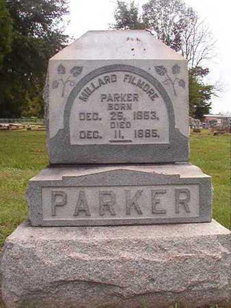 PARKER, MILLARD FILMORE - Ouachita County, Louisiana | MILLARD FILMORE PARKER - Louisiana Gravestone Photos
