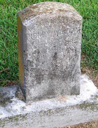 PETERS, HENRY WILLIAM - Ouachita County, Louisiana | HENRY WILLIAM PETERS - Louisiana Gravestone Photos