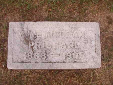 PRICHARD, OLIVE - Ouachita County, Louisiana | OLIVE PRICHARD - Louisiana Gravestone Photos