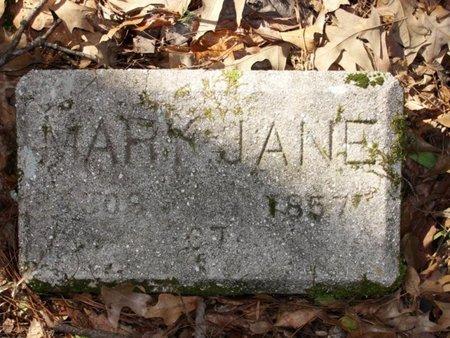 PUCKETT, MARY JANE - Ouachita County, Louisiana | MARY JANE PUCKETT - Louisiana Gravestone Photos
