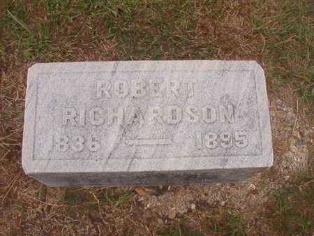 RICHARDSON, ROBERT - Ouachita County, Louisiana | ROBERT RICHARDSON - Louisiana Gravestone Photos
