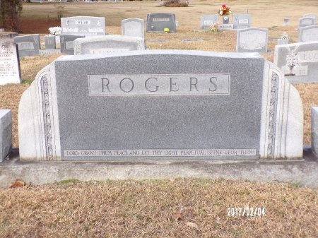 ROGERS, FAMILY PLOT - Ouachita County, Louisiana | FAMILY PLOT ROGERS - Louisiana Gravestone Photos
