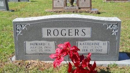 ROGERS, HOWARD L - Ouachita County, Louisiana | HOWARD L ROGERS - Louisiana Gravestone Photos
