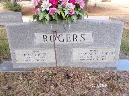 ROGERS, JESSAMINE - Ouachita County, Louisiana | JESSAMINE ROGERS - Louisiana Gravestone Photos