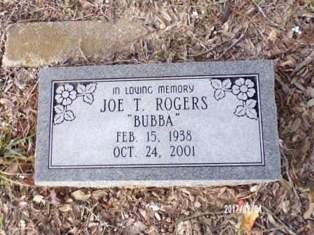 "ROGERS, JOE T ""BUBBA"" - Ouachita County, Louisiana | JOE T ""BUBBA"" ROGERS - Louisiana Gravestone Photos"