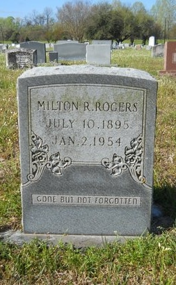 ROGERS, MILTON R - Ouachita County, Louisiana | MILTON R ROGERS - Louisiana Gravestone Photos