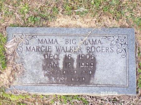 ROGERS, MARGIE - Ouachita County, Louisiana | MARGIE ROGERS - Louisiana Gravestone Photos