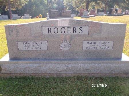 ROGERS, TYRA LEO, JR - Ouachita County, Louisiana | TYRA LEO, JR ROGERS - Louisiana Gravestone Photos