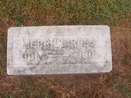 ROSS, MERRILL - Ouachita County, Louisiana | MERRILL ROSS - Louisiana Gravestone Photos