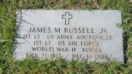 RUSSELL, JAMES MCCAMPBELL, JR (VETERAN 2 WARS) - Ouachita County, Louisiana | JAMES MCCAMPBELL, JR (VETERAN 2 WARS) RUSSELL - Louisiana Gravestone Photos