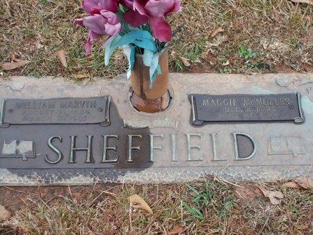 SHEFFIELD, WILLIAM MARVIN - Ouachita County, Louisiana | WILLIAM MARVIN SHEFFIELD - Louisiana Gravestone Photos