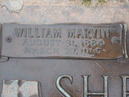 SHEFFIELD, WILLIAM MARVIN (CLOSE UP) - Ouachita County, Louisiana | WILLIAM MARVIN (CLOSE UP) SHEFFIELD - Louisiana Gravestone Photos