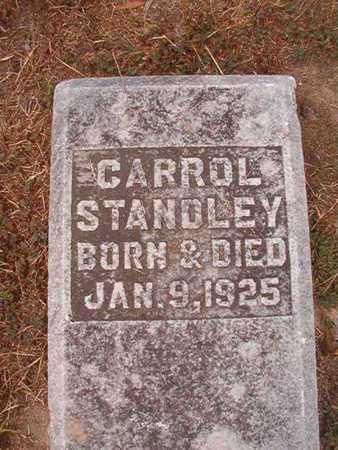 STANDLEY, CARROL - Ouachita County, Louisiana | CARROL STANDLEY - Louisiana Gravestone Photos