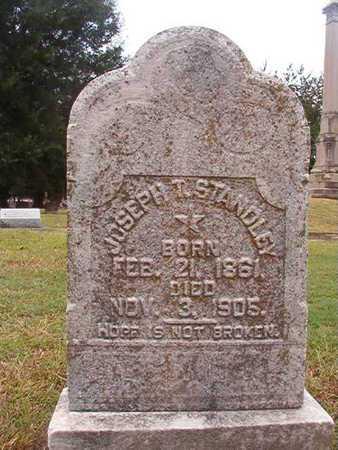 STANDLEY, JOSEPH T - Ouachita County, Louisiana | JOSEPH T STANDLEY - Louisiana Gravestone Photos