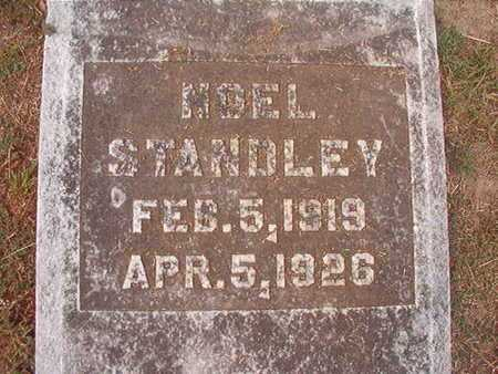 STANDLEY, NOEL - Ouachita County, Louisiana | NOEL STANDLEY - Louisiana Gravestone Photos