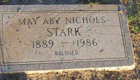 STARK, MAY ABY - Ouachita County, Louisiana | MAY ABY STARK - Louisiana Gravestone Photos