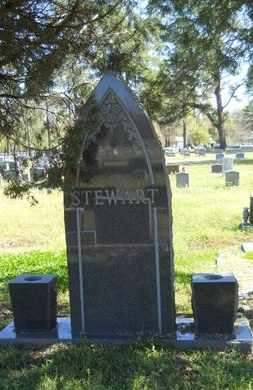 STEWART, MEMORIAL - Ouachita County, Louisiana | MEMORIAL STEWART - Louisiana Gravestone Photos