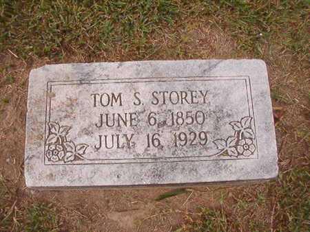 STOREY, TOM S - Ouachita County, Louisiana | TOM S STOREY - Louisiana Gravestone Photos