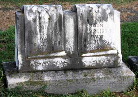 STUBBS, FRANK - Ouachita County, Louisiana | FRANK STUBBS - Louisiana Gravestone Photos